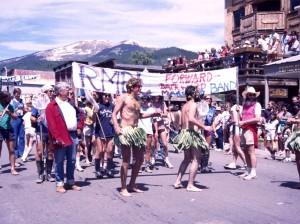 1985 parade - Nick Waser