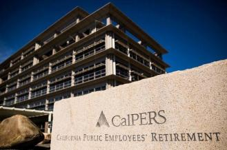 FILE PHOTO: CalPERS headquarters in Sacramento